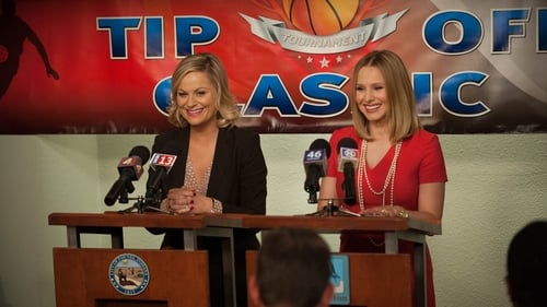 Parks and Recreation - Season 6 - Episode 3: The Pawnee-Eagleton Tip-Off Classic