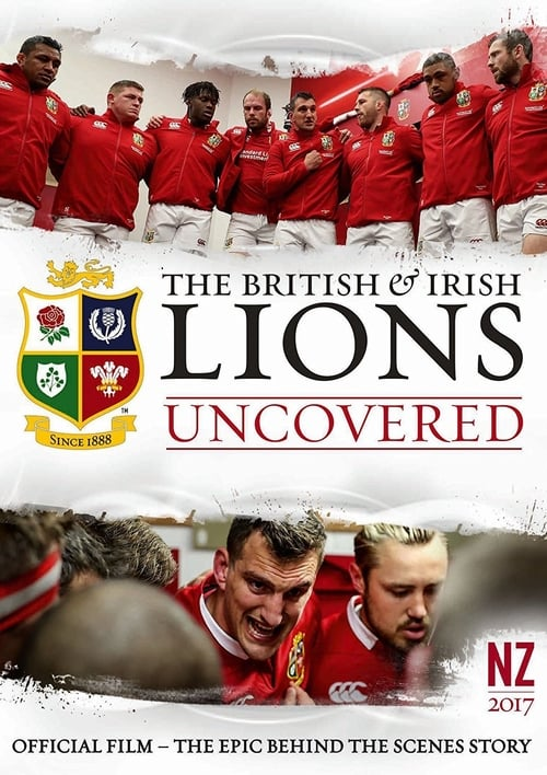 Watch- British and Irish Lions 2017: Lions Uncovered Online Free
