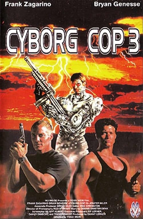 Película Almas de acero (Cyborg Cop III) Gratis En Español