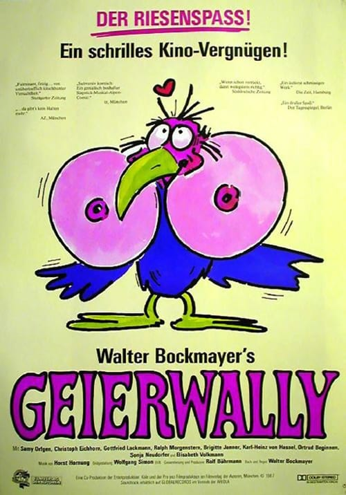 Die Geierwally (1988)