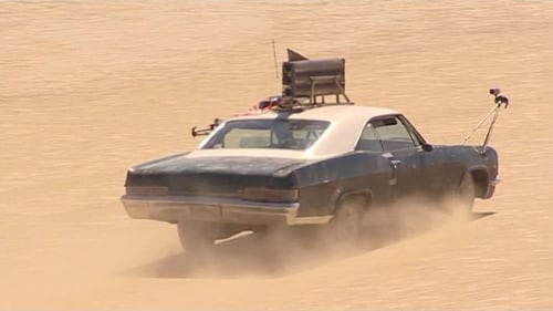 MythBusters: Season 2003 – Épisode Jet-Assisted Chevy