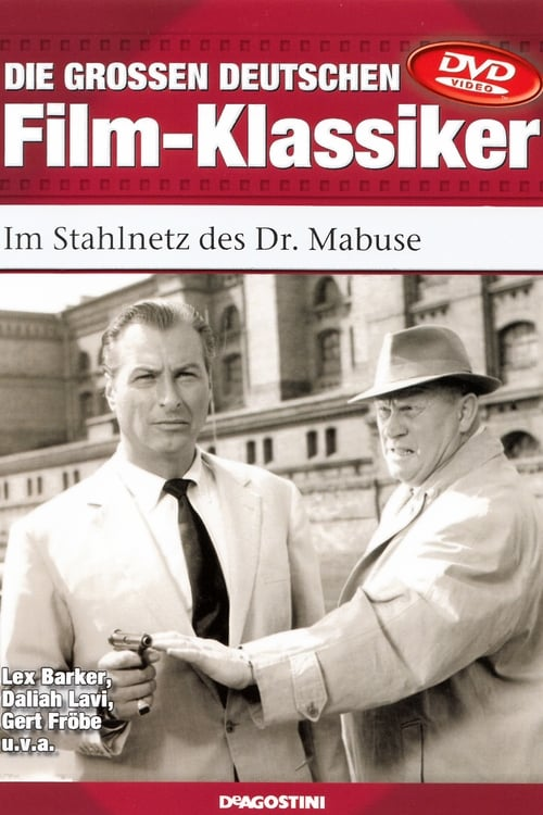 Filme Im Stahlnetz des Dr. Mabuse De Boa Qualidade