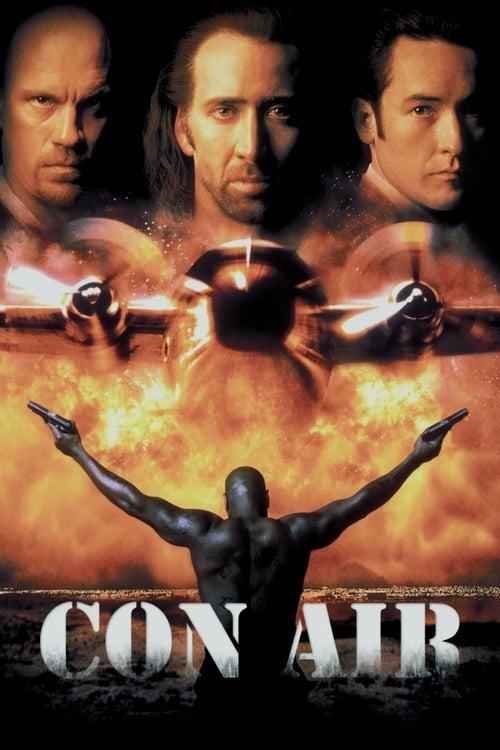 Con Air - Poster