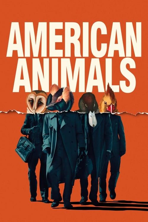 Poster von American Animals