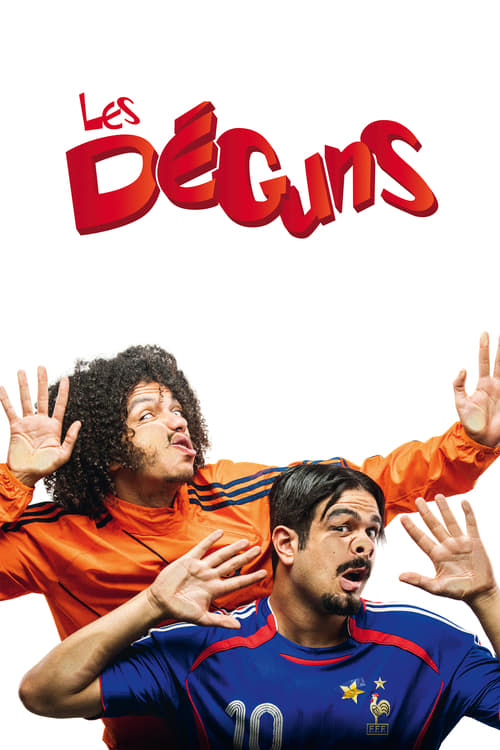 Les déguns Movie Poster