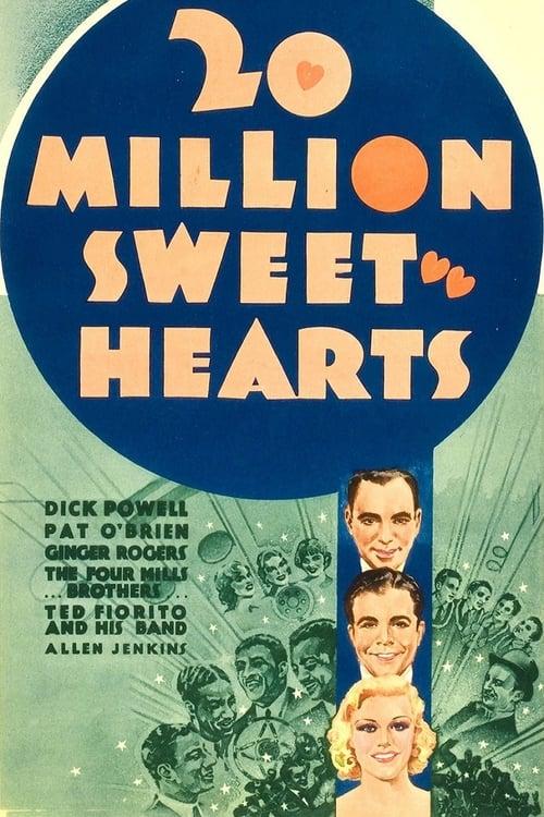 Katso Twenty Million Sweethearts Ilmaiseksi