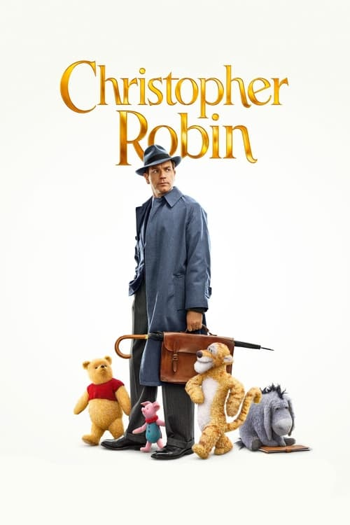 Poster. Christopher Robin (2018)