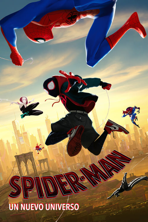 Spider-Man: Into the Spider-Verse pelicula completa