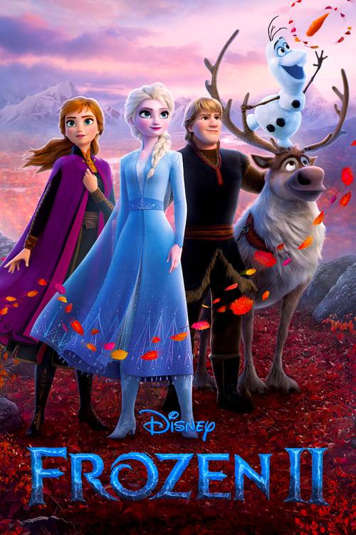 Assistir Frozen 2 - HD 720p Dublado Online Grátis HD