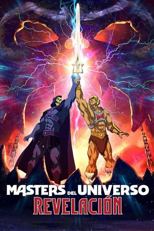 Descargar Masters del Universo: Revelación en torrent