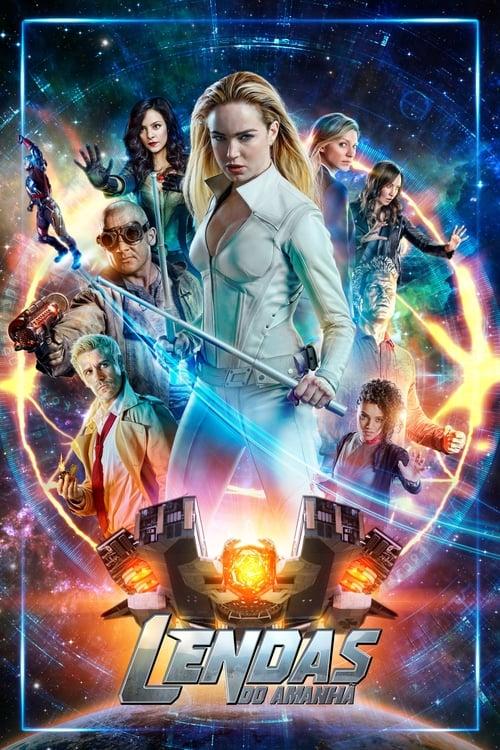 Legends of Tomorrow 6ª Temporada Completa 2021 - Dual Áudio / Legendado WEB-DL 720p   1080p – Download