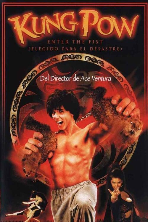 Kung Pow: Enter the Fist pelicula completa
