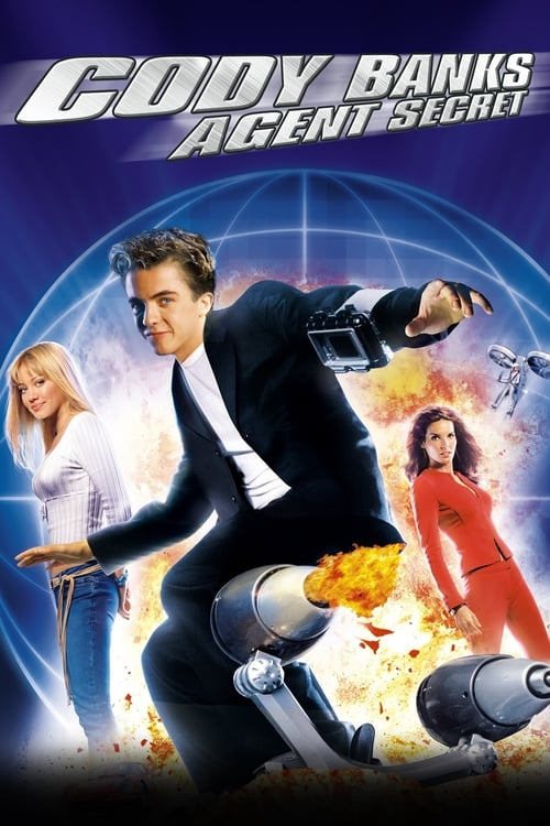 [720p] Cody Banks : Agent Secret (2003) streaming film en français