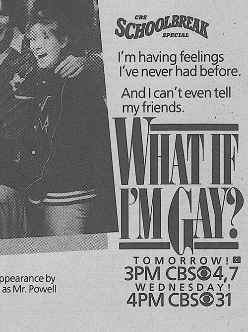 What If I'm Gay? (1987)
