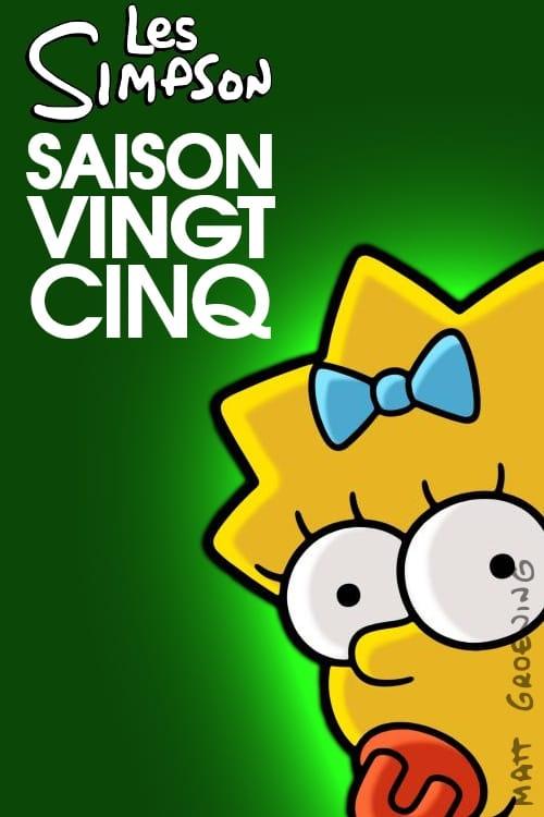 Les Simpson: Saison 25