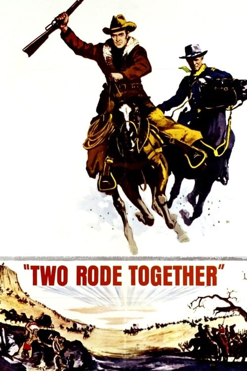 مشاهدة Two Rode Together خالية تماما