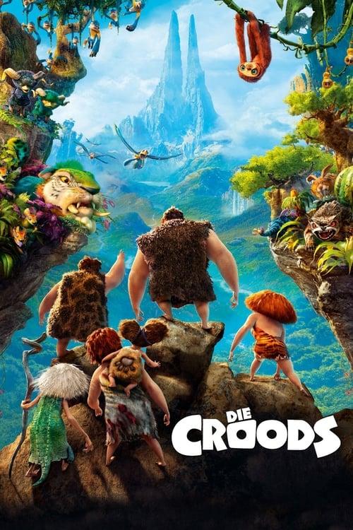 Die Croods - Animation / 2013 / ab 0 Jahre