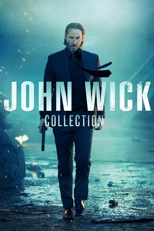 john wick collection  2014