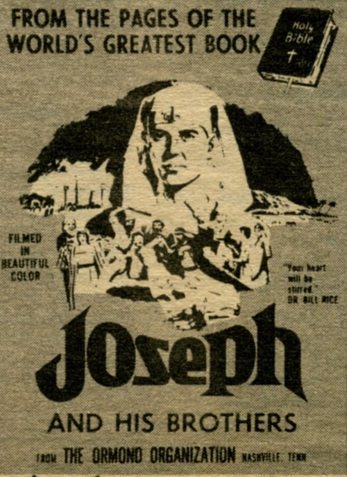 Joseph and His Brothers (1970)