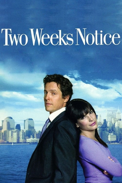 Two Weeks Notice - Poster