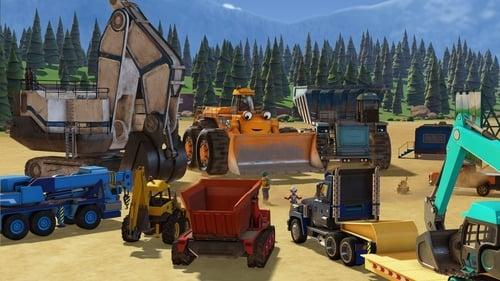 Bob el constructor Mega Maquinas