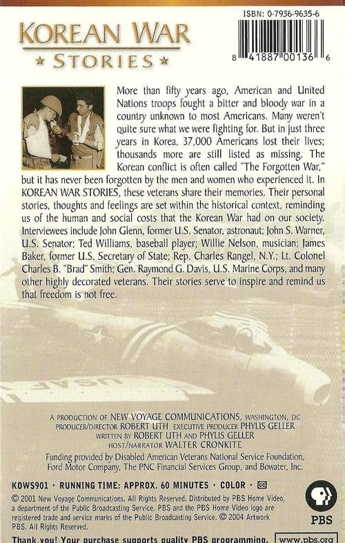 Korean War Stories MEGA