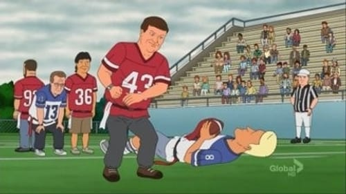 King Of The Hill 2009 Blueray: Season 13 – Episode Bwah My Nose