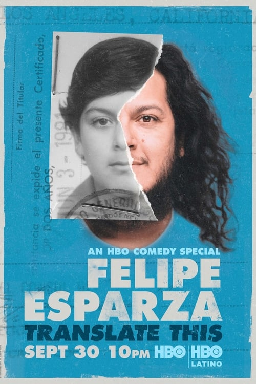 Searches related to watch Felipe Esparza: Translate This online