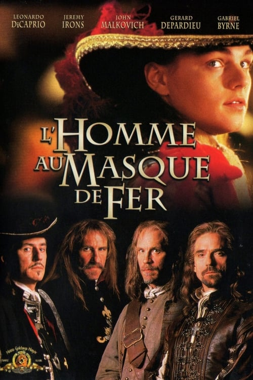 Visualiser L'Homme au masque de fer (1998) streaming Youtube HD