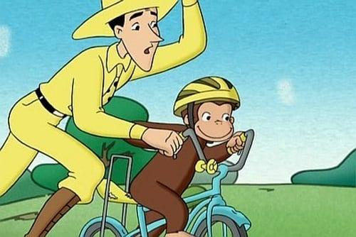 Curious George 2006 720p Webdl: Season 1 – Episode Curious George Rides a Bike