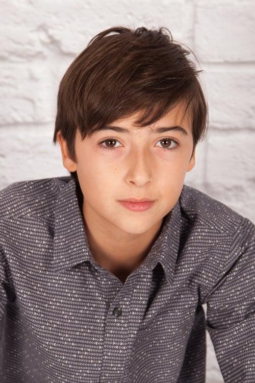 Kép: Aymeric Jett Montaz színész profilképe
