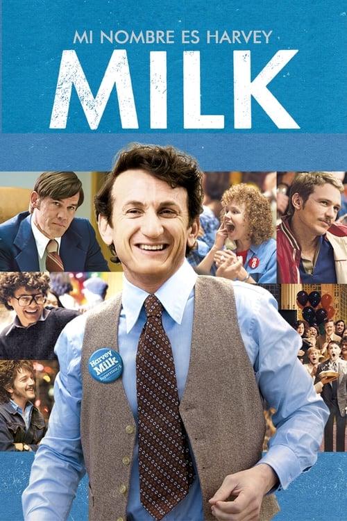 Ver Mi nombre es Harvey Milk (2008) Online