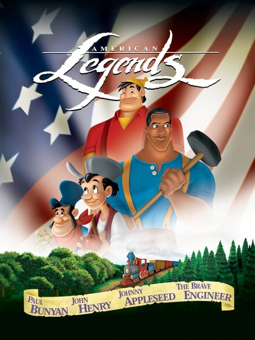 Disney's American Legends 2001