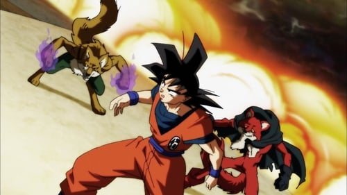Dragon Ball Super: Season 1 – Episod Ah, the Uncertainty! A Universe Despairs!!
