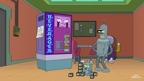 Futurama - Season 7 - Episode 1: The Bots and the Bees