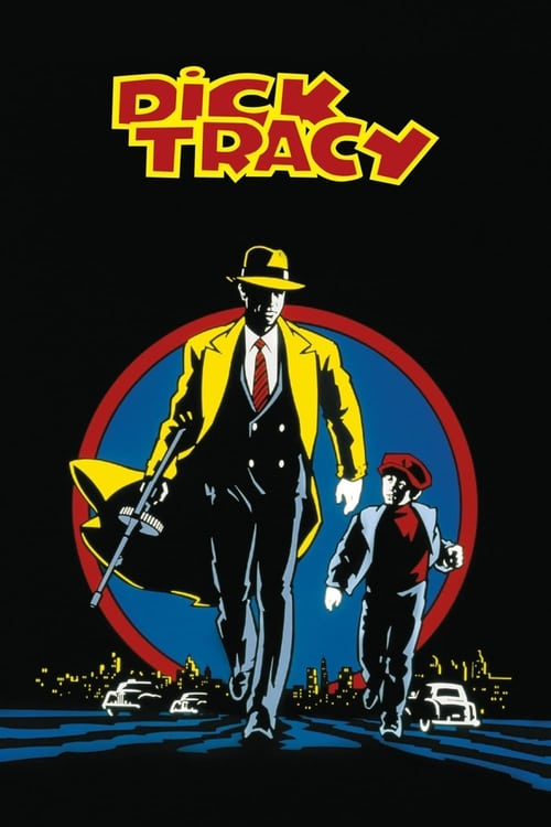 Dick Tracy (1990) Poster