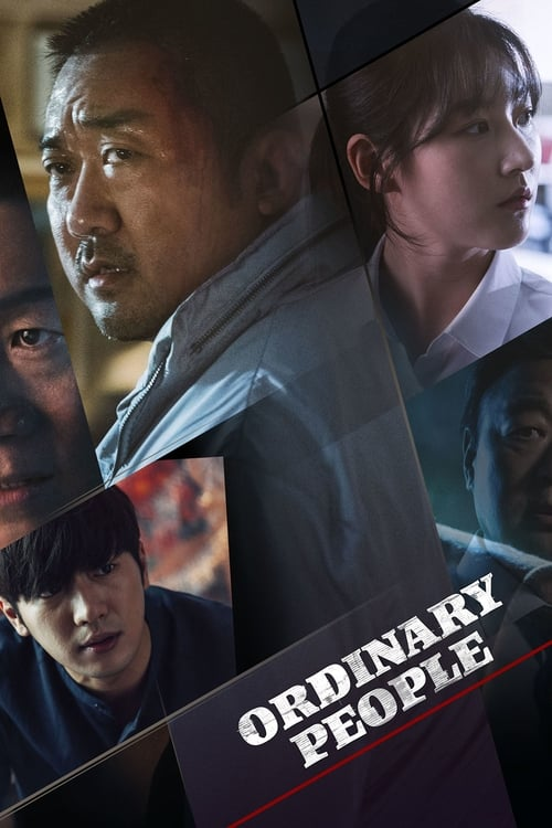 Nonton Drama Korea Ordinary People (2018)