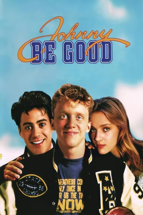 Johnny Be Good - Poster