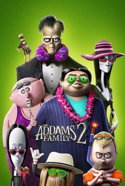 The Addams Family 2 - Poster