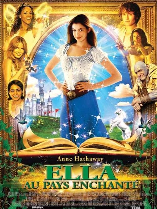 Ella Enchanted film en streaming