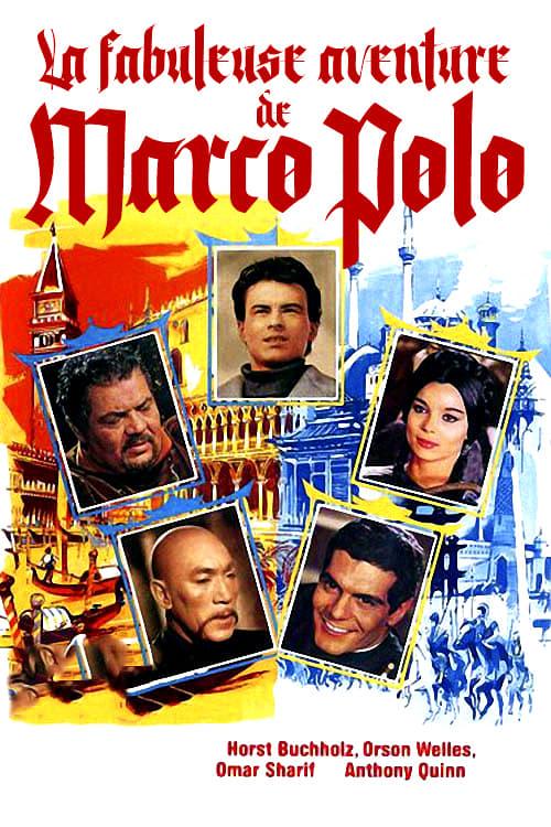 Assistir La fabuleuse aventure de Marco Polo Online