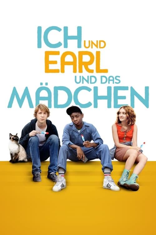 Ich und Earl und das Mädchen - Poster