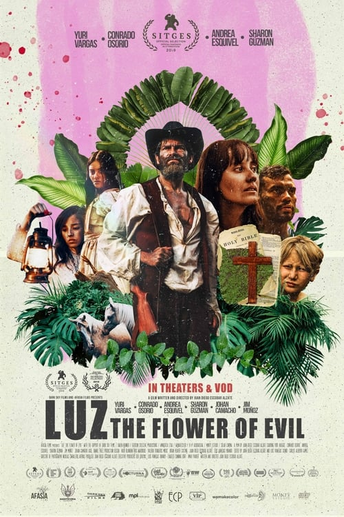 Largescale poster for Luz: The Flower of Evil