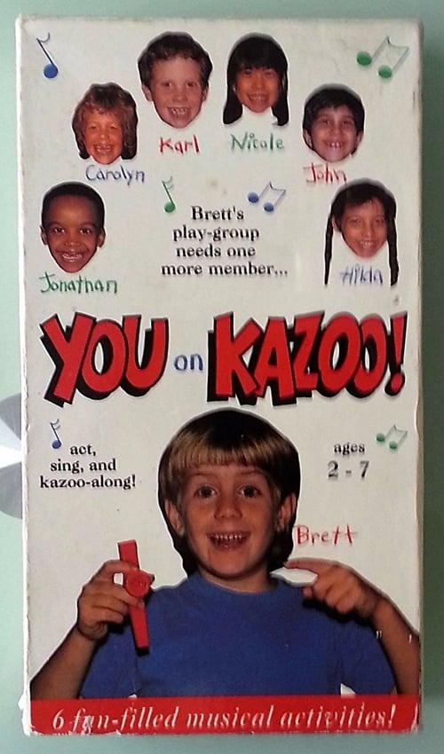 You on Kazoo! (1989) Poster