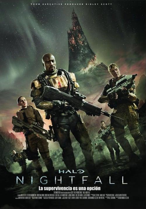 Mira La Película Halo: Nightfall Con Subtítulos