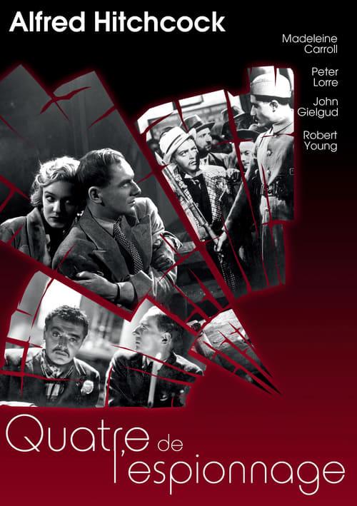 Regarder Le Film Quatre de l'espionnage Gratuitement