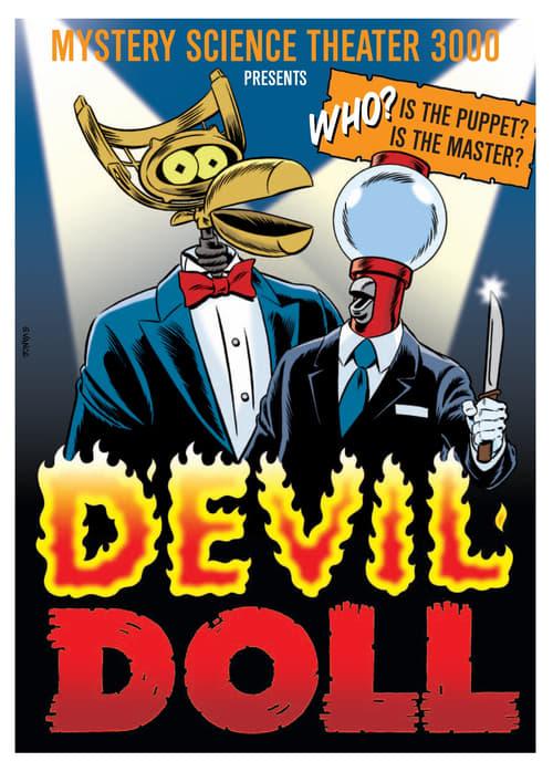 MST3K 818 - Devil Doll (1970)