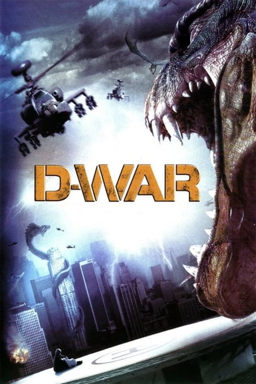 Largescale poster for Dragon Wars: D-War