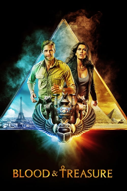 Blood & Treasure-Azwaad Movie Database