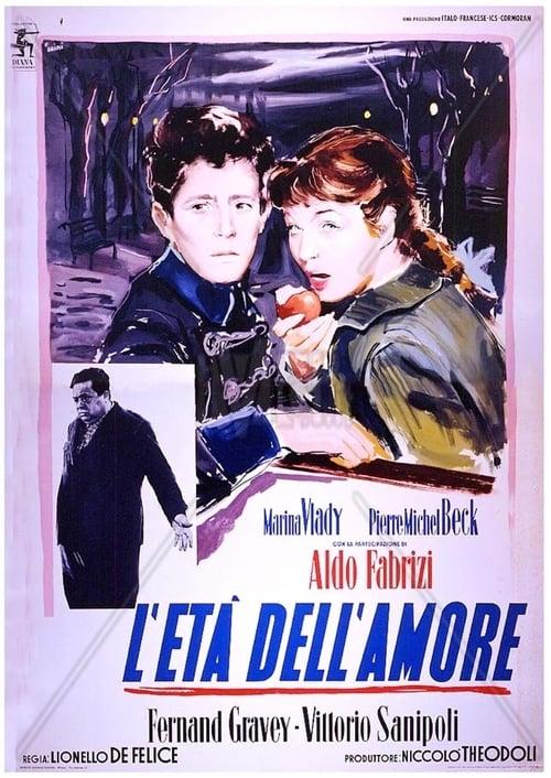 Film L'età dell'amore Avec Sous-Titres